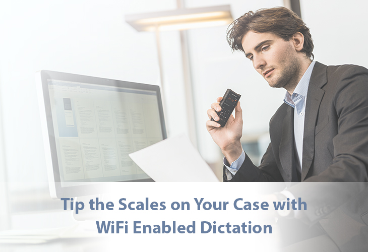Dictation for Solicitors Law WiFi