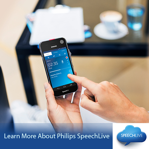 SpeechLive learn more