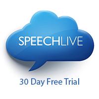 SpeechLive Free Trial