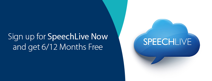 Philips SpeechLive 6 months free when you sign up today, 30-Day free trial, Speak-IT Solutions