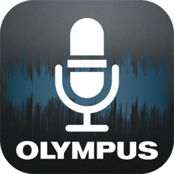 Olympus Dictation App for iPhone