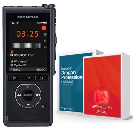 DS-9000 Legal Speech Recognition Bundle Medincle+ Dragon 15. Dragon Legal Speech Recognition Kits available at Speak-IT Solutions