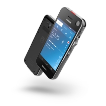 The Philips SpeechAir Mobile Dictation Device with Antimicrobial Housing and Gorilla Glass Touchscreen