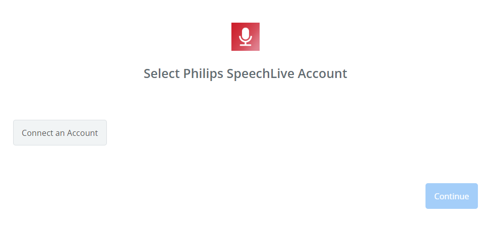 How to set up SpeechLive Zap using Zapier