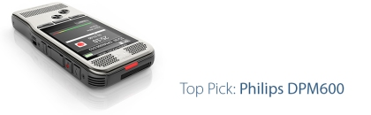 The Philips DPM6000 is Speak-IT's Top Pick this week, as an entry level device it goes above and beyond the accessible price tag to provide some intuitive, professional dictation functionality whilst being easy to use.