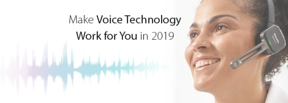 innovative ways to implement voice technology into your workplace for 2019 with cloud based dictation and speech recognition services