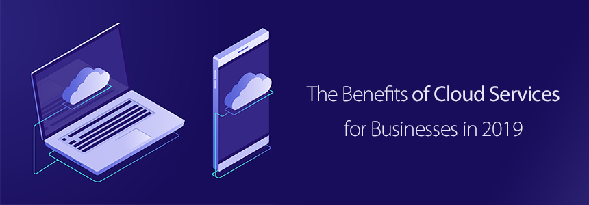 7 key benefits of switching to cloud computing and remote services in 2019. Businesses can save time, money and streamline workflow using cloud-based technologies instead of on-premise installations.
